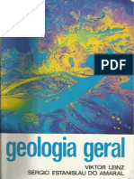 Geologia Geral - Capítulo I