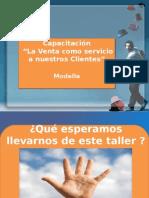 Curso Venta Como Veenta a Nuestros Clientes_Modella