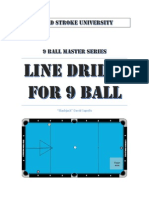 Rail Drills for 9 Ball
