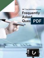 3M True Definition Scanner FAQ