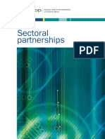 Sectoral partnerships