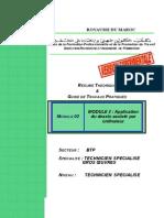 M02 Dessin Assisté Par Ordinateur AC TSGO-BTP-TSGO