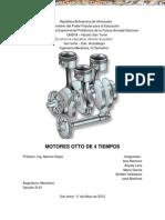 Mecanica Automotriz Motores Otto 4tiempos