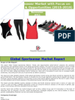 Global Sportswear Market with Focus on China