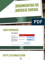 herramientas de aprendizaje social