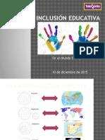 Inclusión Educativa en un Mundo Excluyente