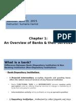 Chapter 1 Banks