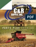 2016 C&R Parts Plus Catalog
