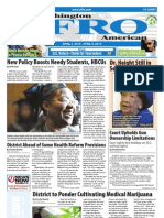 Washington D.C. Afro-American Newspaper, April 03, 2010