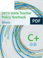 Illinois 2015 NCTQ State Teacher Policy Yearbook