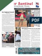 December 10, 2015 Courier Sentinel