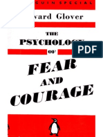 Psychology of Fear and Courage 1940