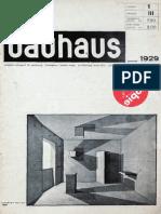 Bauhaus_3-1_Jan_1929