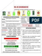 FORM 232 - Rol de Zafarranchos