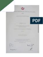 Antonio Tello Justo Licenciado en Comunicación y Periodismo UPC
