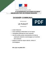 Dossier Communal Le Fuilet