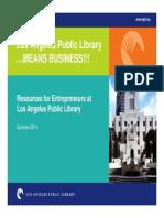 2014 Entreprenuer Workshops LAPL Version FINAL_0 - Business