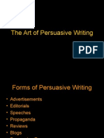 persuasive information