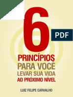 E Book 6 Principios Para Voce Levar a Sua Vida Ao Proximo Nivel