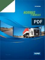 Normas y niveles Ypf