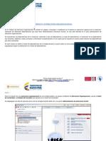 Manual Estructura Organizacional SIGEP