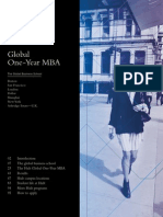 Hult16 MBA Brochure Digital
