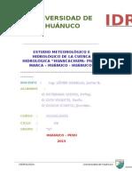 Informe Final de Hidro