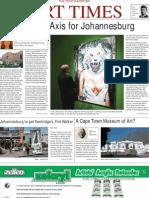 SA Art Times July 09
