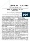 Smoking and Carcinoma of the Lung By Richard Doll and A. Bradford Hill