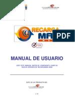 Manual de Usuario Recargamas Web & Sms Org