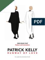 Pk Coat Pattern