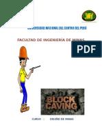 Block Caving Terminado