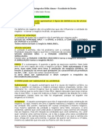 Defeitos Do Negócio Jurídico - Vf Civil i