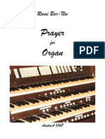 Prayer Organ Complete l