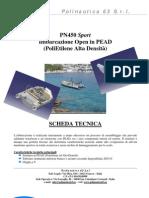 Barca Sportiva PN450 - www.polinautica63.eu