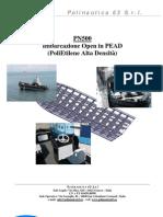 Barca da Lavoro PN500 - www.polinautica63.eu