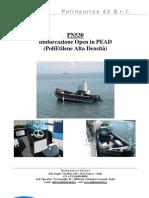 Barca da Lavoro PN530 - www.polinautica63.eu