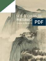 Seis Séculos de Pintura Chinesa, Museu Cernuschi - Paris