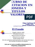 Títulos Valores 07SET15