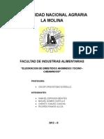 Informe de Tocino