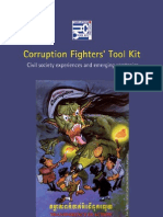 Coruption Fighting Toolkit 2002