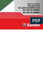 ZANELLA RX150