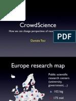 2 - Crowdscience