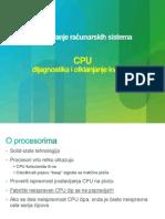 2-CPU Dijagnostika i Kvarovi