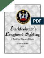 Longsword Lichtenahuer