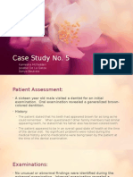 case study no 5 ppt