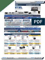 Precios Distribuidor Redatel CCTV