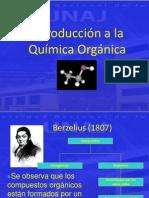 Semana 1 Sesion 2- Introduccion a La Quimica Orgánica