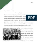 aaron borg report roots of racism final