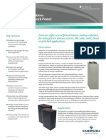 Battery Backup Solutions